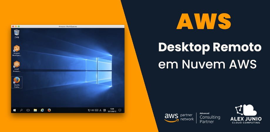 desktop remoto aws