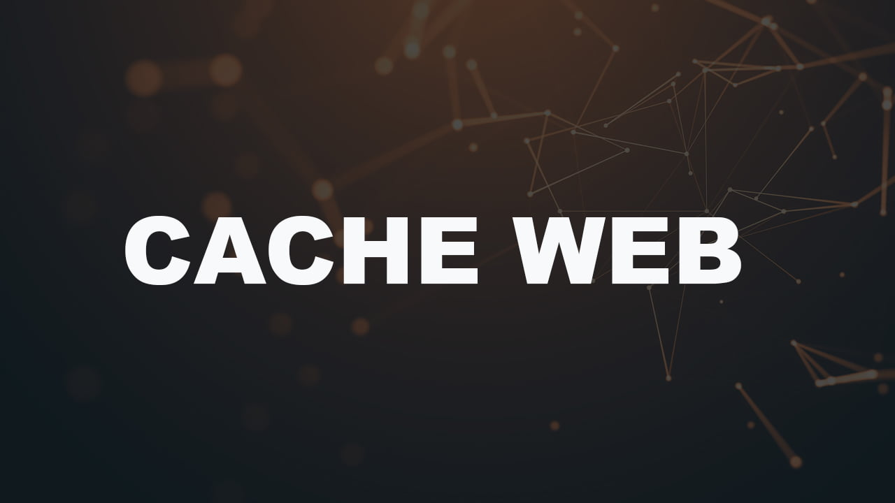 tipos de cache web alexjunio otimizacao sites